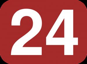 24-я неделя беременности