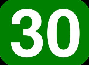 30-я неделя беременности