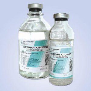 Хлорид натрия при беременности, зачем беременной натрий